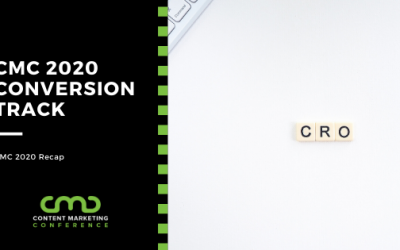CMC 2020 Recap: Conversion