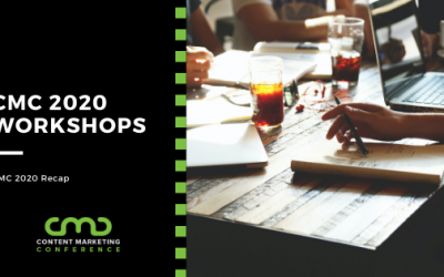 CMC 2020 Recap: Workshops