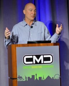 Arnie Kuenn Speaks at CMC15