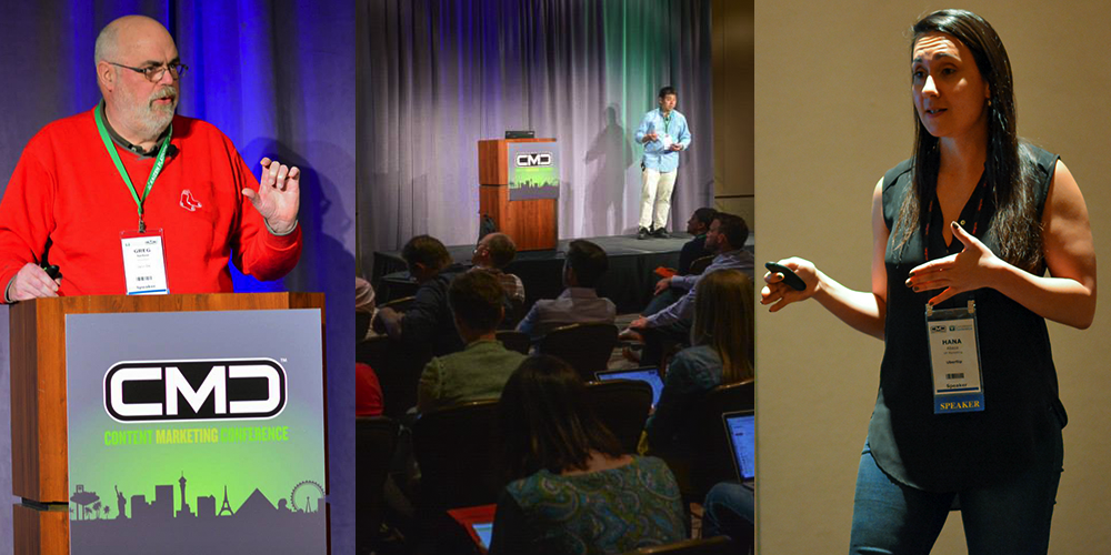 Content Marketing Conference Announces #CMC16 Speakers