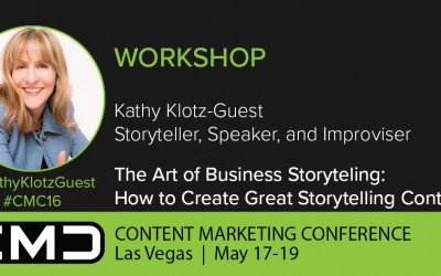 Learn How to Pick Up the Pace at #CMC16 Workshops