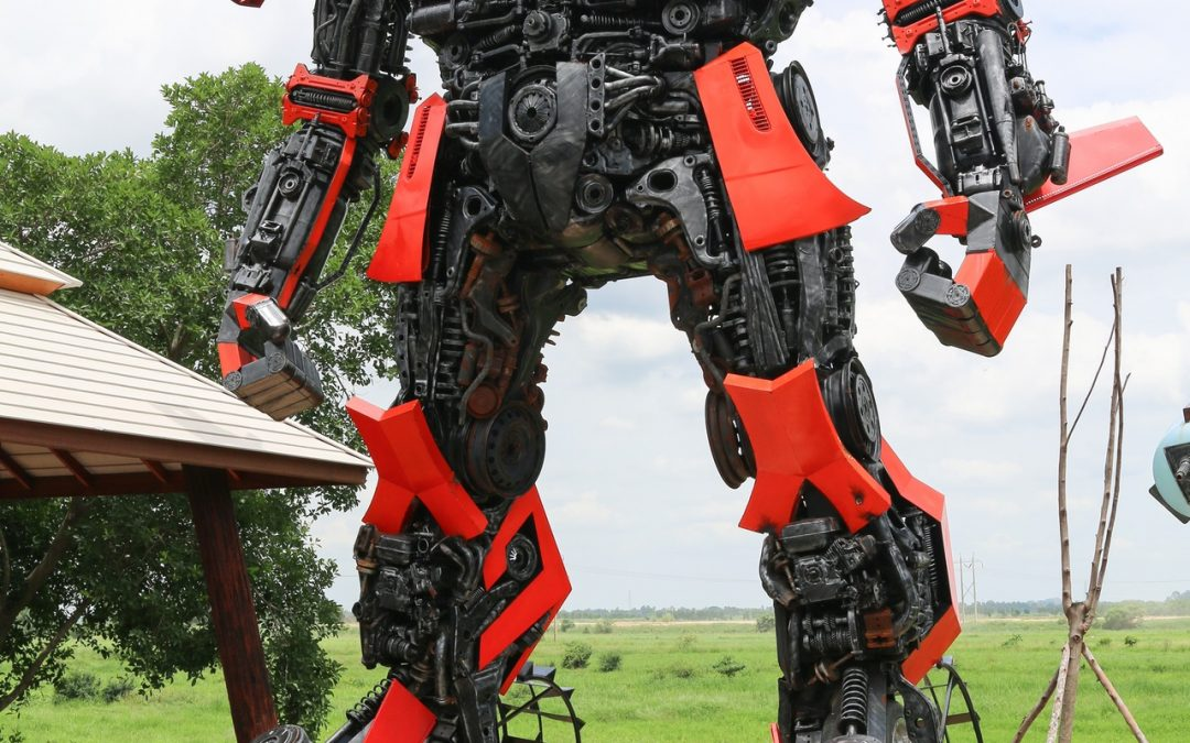 How to Go Optimus Prime with Your Content Strategy