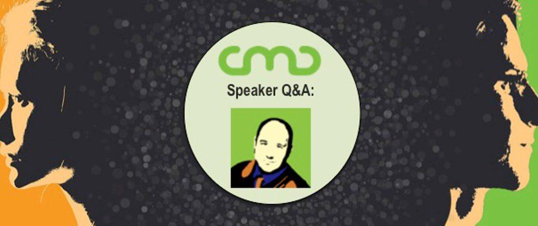 #CMC18 Speaker Q&A: Chad Pollitt