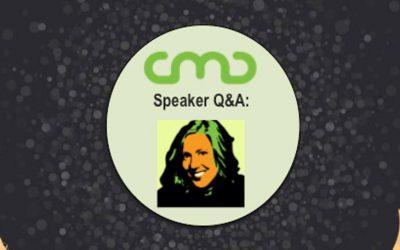 #CMC18 Speaker Q&A: Margot Bloomstein