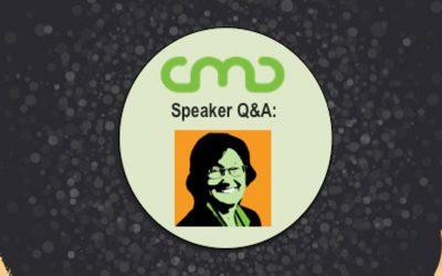 #CMC18 Speaker Q&A: Nancy Harhut