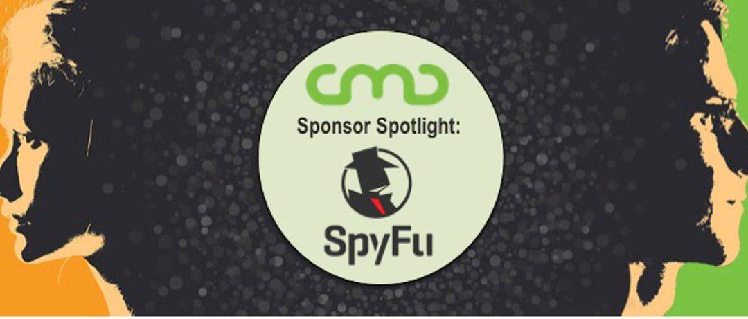 #CMC18 Sponsor Spotlight: SpyFu