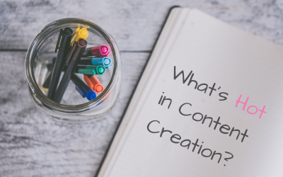 What's Hot in Content Creation? Making Videos a Major Part of Your Content Strategy
