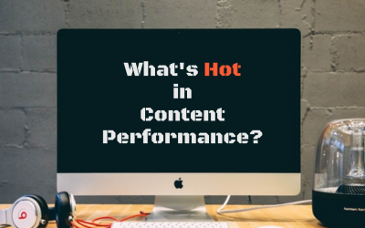 What's Hot in Content Performance? Continual Sophistication of Metrics Through AI