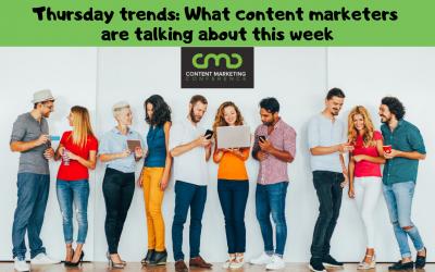 Thursday Trends 1/24/19