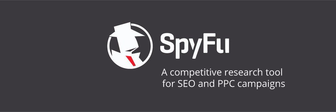 About Our Premium Sponsor: SpyFu